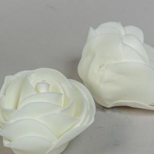 Habrózsa, Polifoam rózsafej 4cm 50db/cs, Dekorációs kellékek, Egyéb kellékek, Virágkötészet, Mindenmás, Decoupage, szalvétatechnika, Habrózsa, Polifoam rózsafej 4cm x 2,5cm 50db/cs\n\nSzemélyes átvételre az Oktogon környékén,3.ker.egye..., Meska