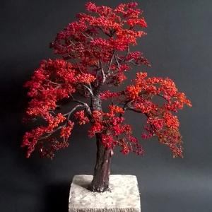 Vörös gyöngyfa (letta) - Meska.hu