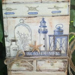 Nyári hangulatban  - otthon & lakás - papír írószer - jegyzetfüzet & napló - Meska.hu