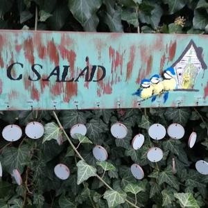 Családi örök naptár  (Levendula85) - Meska.hu