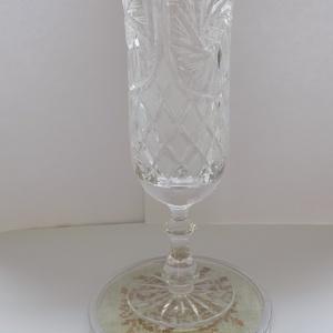 Egyedi poháralátét, Otthon & Lakás, Konyhafelszerelés, Műanyag, két rétegű poháralátét, melybe egy keresztszemes mintával díszített vásznak rejtettem.  Az ..., Meska