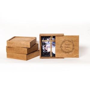 Fotódoboz, fényképes doboz fából, egyedi fotódoboz, esküvői fotótartó doboz. Egyedi, Esküvő, Nászajándék, Otthon & lakás, Lakberendezés, Ékszer, Ékszertartó, Fémmegmunkálás, 10mm vastag rétegelt fából készült. A fedlap bükkfa.\n\nA doboz alkalmas a 10x15, 9x13 standard méretű..., Meska