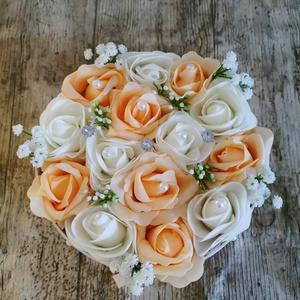 Virágbox, Otthon & Lakás, Dekoráció, Mindenmás, Születésnapra, névnapra,ballagásra, valentin napra, nőnapra, egyéb alkalmakra , Meska