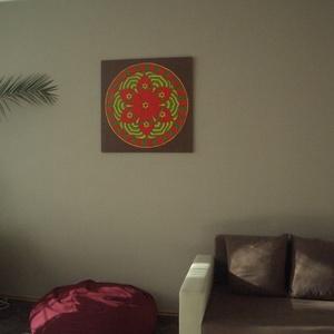 Biztonság Mandala - Meska.hu