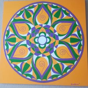 Nap Mandala  (LiebeMandala) - Meska.hu