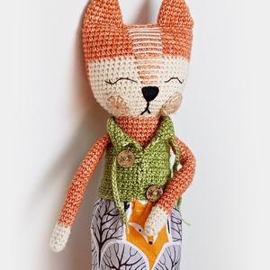 Eevee, a róka  - Meska.hu