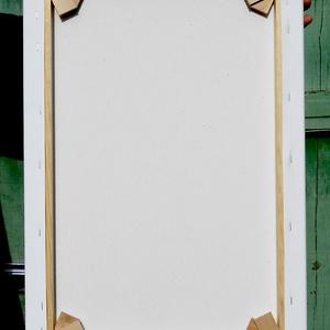 Esküvői ujjlenyomat Lufi Autó, feszített vásznon, Esküvői fa, autó, lufi, ujjlenyomat, Emlék, Esküvő dekor, kép (LindaButtercup) - Meska.hu