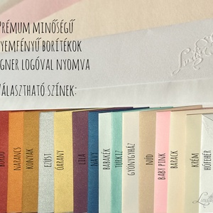 Vintage Esküvői meghívó, Rusztikus meghívó, Zöld levelek, Zöld levél koszorú, Esküvői lap, bordó virágos meghívó,  (LindaButtercup) - Meska.hu