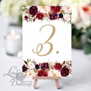 Asztalszám kártya, Ültetési rend, Dekoráció, kellék, Esküvői lap, Esküvő Dekor, Esküvői felirat, kártya, desszert, Esküvő, Asztaldísz, Dekoráció, 10x15 cm-es ASZTALSZÁM Esküvői kártya / Lap. Standard álló képkeretbe, asztalra.  Egyéb méretek kérh..., Meska