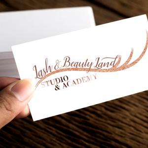 Pillás Névjegykártya, Egyedi Tervezés, műszempilla, címke, Névjegy, design, szerkesztés, logo, ajándékkísérő, logó, Naptár & Tervező, Papír írószer, Otthon & Lakás, Fotó, grafika, rajz, illusztráció, Papírművészet, Virágos Névjegykártya csajoknak!\n\nFodrászoknak, Kozmetikusoknak bárkinek aki elegáns stílusban szere..., Meska