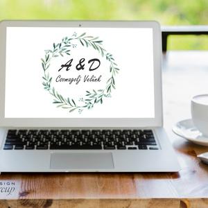 Logó tervezés, Digitális Grafika, Tervezés, FACEBOOK COVER, JPG FILE, Design, facebook borító, logó, logo, szerkesztés (LindaButtercup) - Meska.hu
