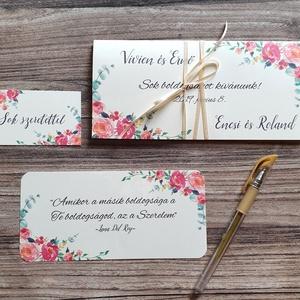 Pénzátadó boríték, pénz átadó lap, Nászajándék, Gratulálunk képeslap, Esküvői Gratuláció, pénz lap, virágos, egyedi, Nászajándék, Emlék & Ajándék, Esküvő, Fotó, grafika, rajz, illusztráció, Papírművészet, Pénzátadó boríték - szalaggal kötve\n+kísérő lap, fix idézettel.\n\nFONTOS:\nA pénzátadónak az elejére a..., Meska