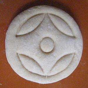 Kanku (a Kyokushin karate szimbóluma) sütikiszúró (Lintu) - Meska.hu