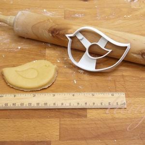 Madár süteménykiszúró - Madárka sütemény kiszúró forma, mézeskalács kiszúró, linzer szaggató (lituga) - Meska.hu