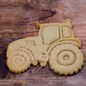 Traktor süteménykiszúró - Járművek, traktor (lituga) - Meska.hu