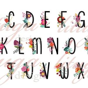 Monogramos, névreszóló bögre - hátulján névvel rendelhető (MNGR001) (lituga) - Meska.hu