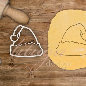 MIKULÁS SAPKA kekszkiszúró, süteménykiszúró, linzer vagy mézeskalács szaggató forma, Otthon & Lakás, Sütikiszúró, Konyhafelszerelés, MIKULÁS SAPKA kekszkiszúró, süteménykiszúró, linzer vagy mézeskalács szaggató forma  Két típusa kaph..., Meska