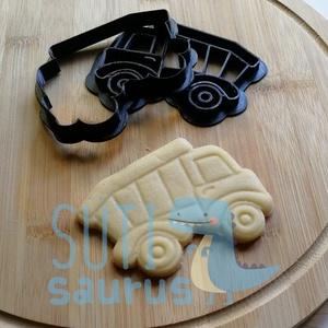 Teherautó (2020) süteménykiszúró forma - Járművek, billencs kekszkiszúró, teherautó mézeskalács, Otthon & Lakás, Sütikiszúró, Konyhafelszerelés, Új teherautó kekszkiszúrót készítettünk. Kb. 10 cm széles.   Az alábbi lehetőségekből lehet választa..., Meska