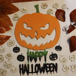 Halloween dekor csomag, Otthon & Lakás, Dekoráció, Falra akasztható dekor, Mindenmás, Meska