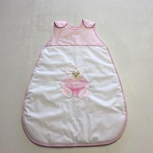 Bibi baby lányos babazsák, Gyerek & játék, Baba-mama kellék, Varrás, Babazsák új, eladó!\n\n       Új, lányos,rózsaszín macis bélelt babazsák eladó! Gyönyörű macis hímzéss..., Meska
