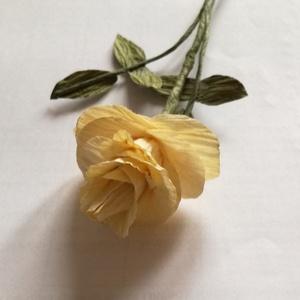 Papír rózsa (loeb) - Meska.hu