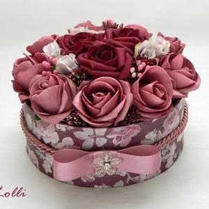 RomanticRosebox kicsi (Lolli) - Meska.hu