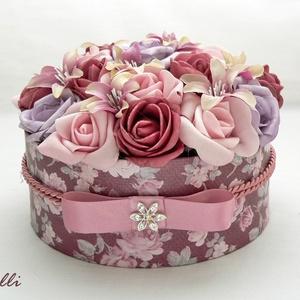RomanticRosebox közepes  (Lolli) - Meska.hu