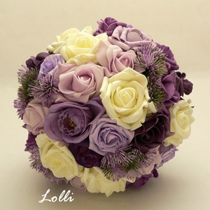 Esküvői szett Naominak (Lolli) - Meska.hu