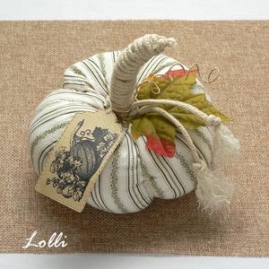 Vintage tök - őszi dekoráció (Lolli) - Meska.hu