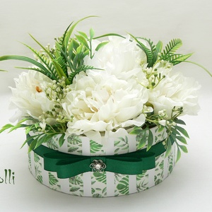 Greenery virágbox virágdoboz (Lolli) - Meska.hu