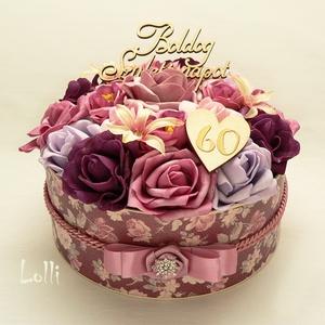 RomanticRosebox - születésnapra! (Lolli) - Meska.hu