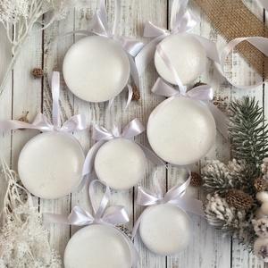 Karácsonyfa dísz szett - Tájkép (Lovelydecor16) - Meska.hu