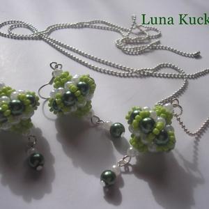 Zöld Szultána (LunaKuckoja) - Meska.hu