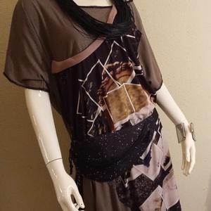 Kép rátétes nyári ruha - ruha & divat - női ruha - ruha - Meska.hu