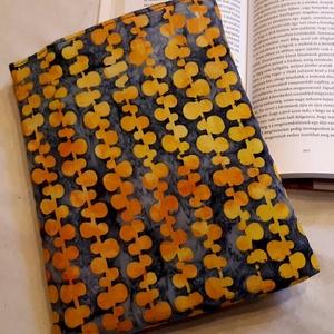 Ölelhető könyvtok (sárga-szürke), NoWaste, Otthon & lakás, Táska, Divat & Szépség, Te is könyvmoly vagy és félted a könyveidet? Neked is fáj a szíved, mikor cipekedés során a könyvbor..., Meska