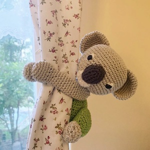 "Amigurumi (horgolt) koala ""Blinky"" (Madwilov) - Meska.hu"