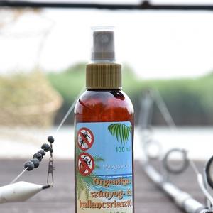 Organikus szúnyog és kullancsriasztó, Speciális bőrápolás, Testápolás, Szépségápolás, Kozmetikum készítés, 100%-s tisztaságú természetes anyagokból készitettük ezt a nagyszerű szúnyoriasztót, mely sikeresen ..., Meska