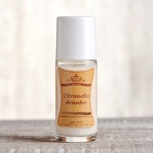 Citronella natur aluminium mentes golyós dezodor, Dezodor & Parfüm, Szépségápolás, Kozmetikum készítés, Golyós dezodor termékcsaládunk,mint a többi termékünk is natur kozmetikum.Nem tartalmaz aluminium sz..., Meska