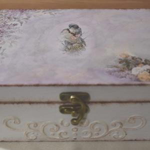 Romantikus doboz - Meska.hu