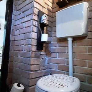 Rusztikus fürdőszoba szett 3db-os, Otthon & Lakás, Fürdőszoba, Famegmunkálás, Kézműves rusztikus 3 darabból álló fürdőszobai szett, mely egyedi faág design motívumokkal ellátott...., Meska