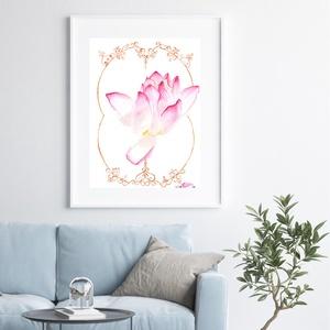 HIT kiváló minőségű akvarell nyomat print (mallikaarts) - Meska.hu