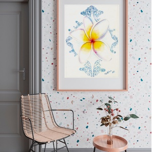 GYÓGYÍR akvarell print nyomat, Otthon & lakás, Festészet, Kiváló minőségű akvarell nyomat, print, mely különböző méretekben rendelhető (a keret csak illusztrá..., Meska