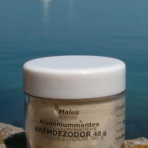 Malus Alumíniummentes krémdezodor 40 g (MalusKozmetikum) - Meska.hu