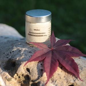 Malus Alumíniummentes krémdezodor 35 g, Táska, Divat & Szépség, Szépség(ápolás), Kozmetikum, Kozmetikum készítés, Természetes növényi olajokat tartalmaz, melyek nem tömítik el a pórusokat, viszont kellemesen ápoljá..., Meska