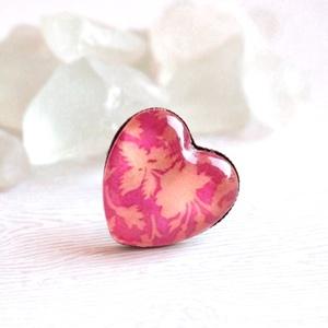 Grape heart gyűrű (malyvacukor) - Meska.hu