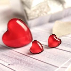 Heartbeat ékszerszett (malyvacukor) - Meska.hu