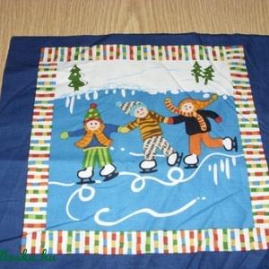 Nyár és Tál évszakok kis blokk patchwork USA design minőségi  textil 30 x 28 cm , Textil, Pamut, Mindenmás, Varrás, Textil, Kiváló minőségű - egyedi tervezésű - jogvédett termék -\n\nTextil - akár - patchwork - anyag\n\nUSA Desi..., Meska