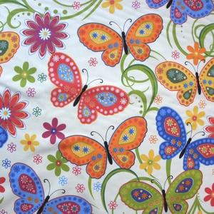 Póni unikornis és sok más vastagabb dekor vászon bélelt falvédő 150 x 70 cm - otthon & lakás - lakástextil - falvédő - Meska.hu