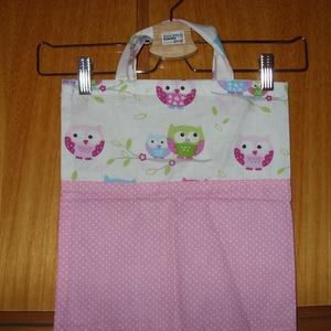 Füles kistáska - csajos és fiús 80 féle választható textilből méretre is 100%  pamut textil ... f77a463819