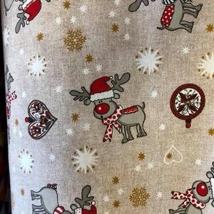 Dekor Bútorvászon párnahuzat - karácsonyi mintákkal is választható mintával , Párna & Párnahuzat, Lakástextil, Otthon & Lakás, Varrás, Bútorvászon párnahuzat sok-sok mintával\n\nválasztható anyagból\n\n40 x 40 és 40 x 50 cm méretben \n\n1.70..., Meska
